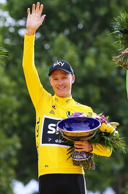 Chris Froome Great Britain & Team Sky Tour de France 2017