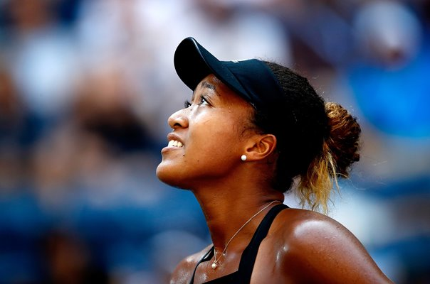 Naomi Osaka Japan US Open New York 2018