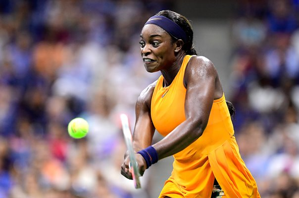 Sloane Stephens United States US Open 2018