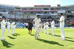 Alastair Cook Guard of Honour England v India Oval 2018 Prints
