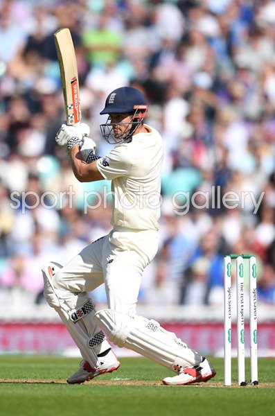 Alastair Cook Final Test England v India Oval London 2018
