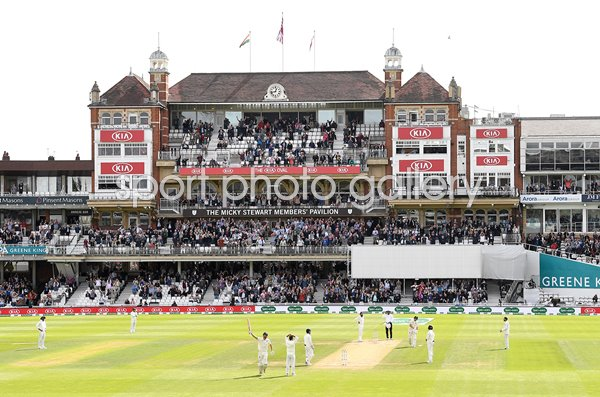 Alastair Cook Century Final Innings The Oval 2018