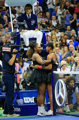 Naomi Osaka Japan beats Serena Williams USA US Open Final 2018