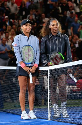 Naomi Osaka Japan v Serena Williams USA US Open Final 2018