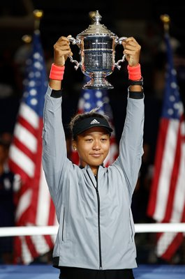 Naomi Osaka Japan US Open Champion 2018