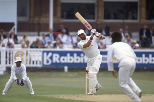 Graham Gooch England 333 v India Lords 1990