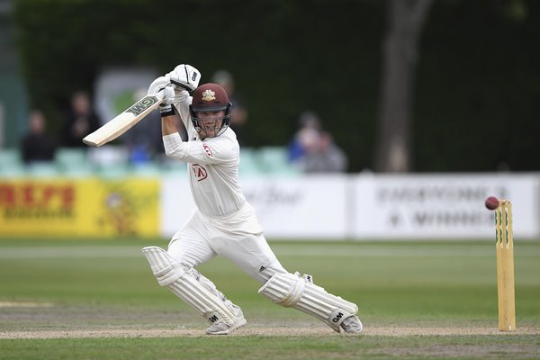 Rory Burns Worcestershire v Surrey English County Championship 2018