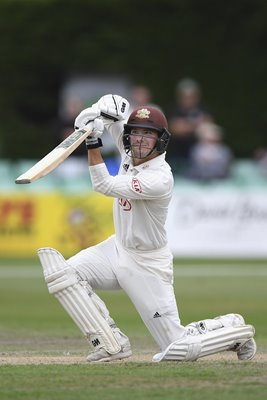 Rory Burns Worcestershire v Surrey Specsavers County Championship 2018
