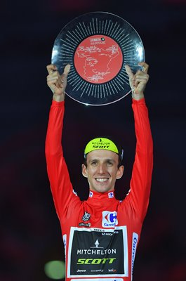 Simon Yates Great Britain Tour of Spain Winner 2018