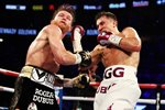 Gennady Golovkin v Canelo Alvarez 2nd Fight Las Vegas 2018 Prints