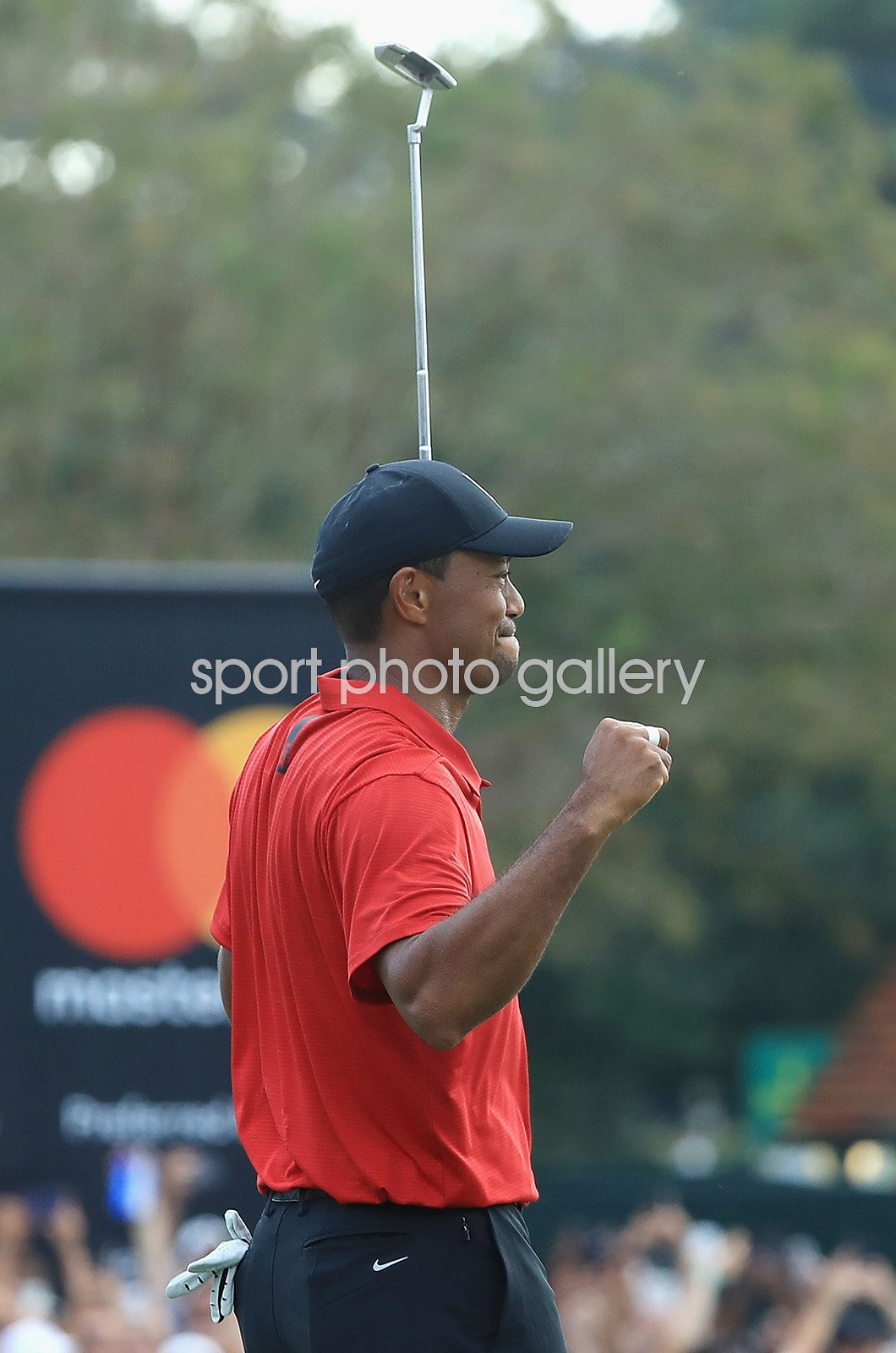 Tiger Woods United States Tour Champion East Lake 2018