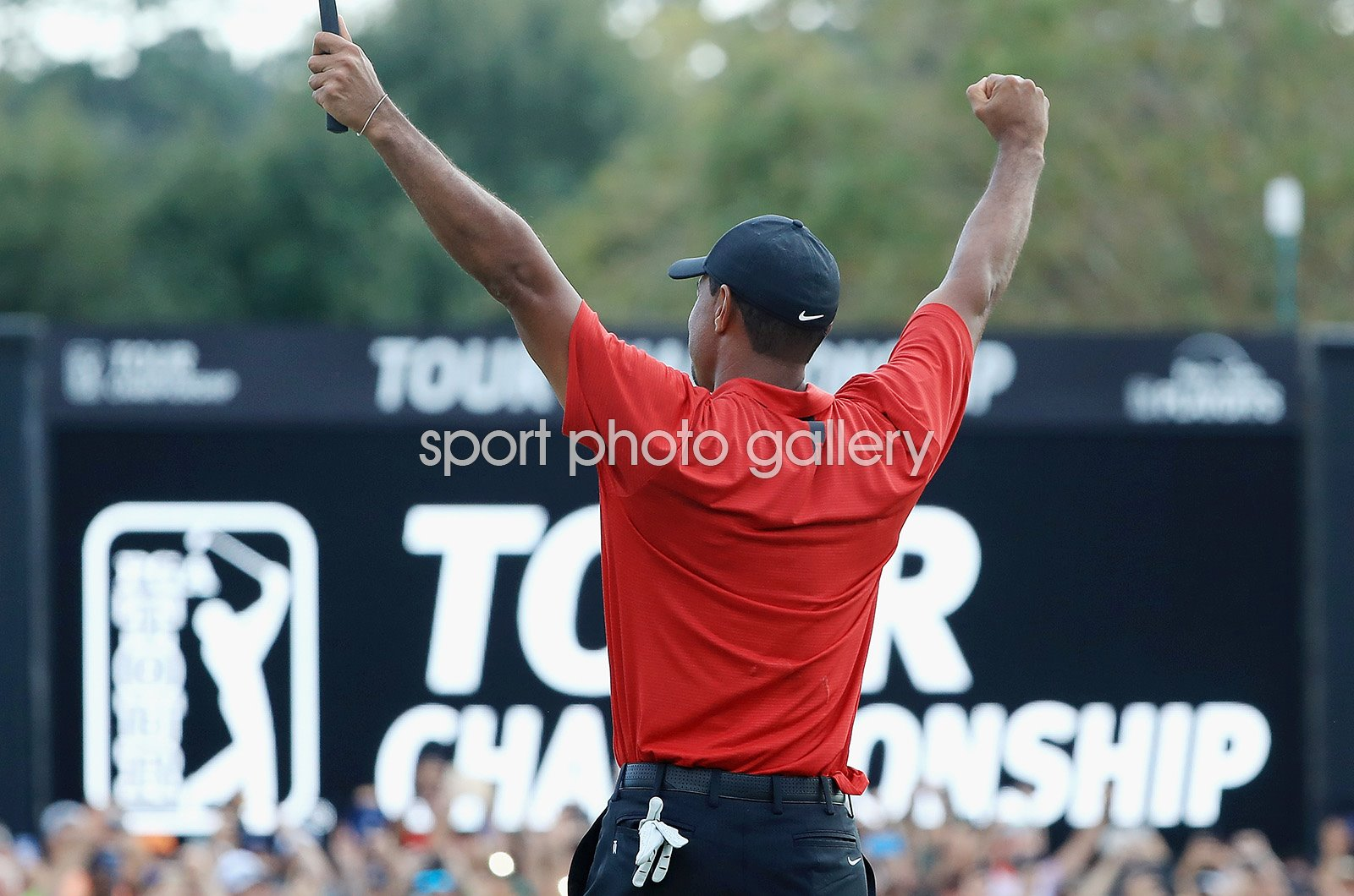 Tiger Woods USA Tour Champion East Lake 2018