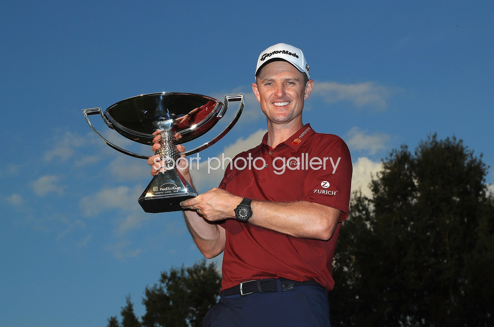 Justin Rose England Fed Ex Champion Atlanta 2018