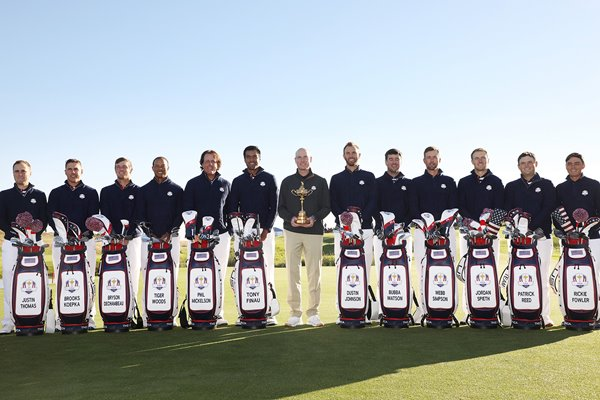 2018 Ryder Cup American Ryder Cup Team