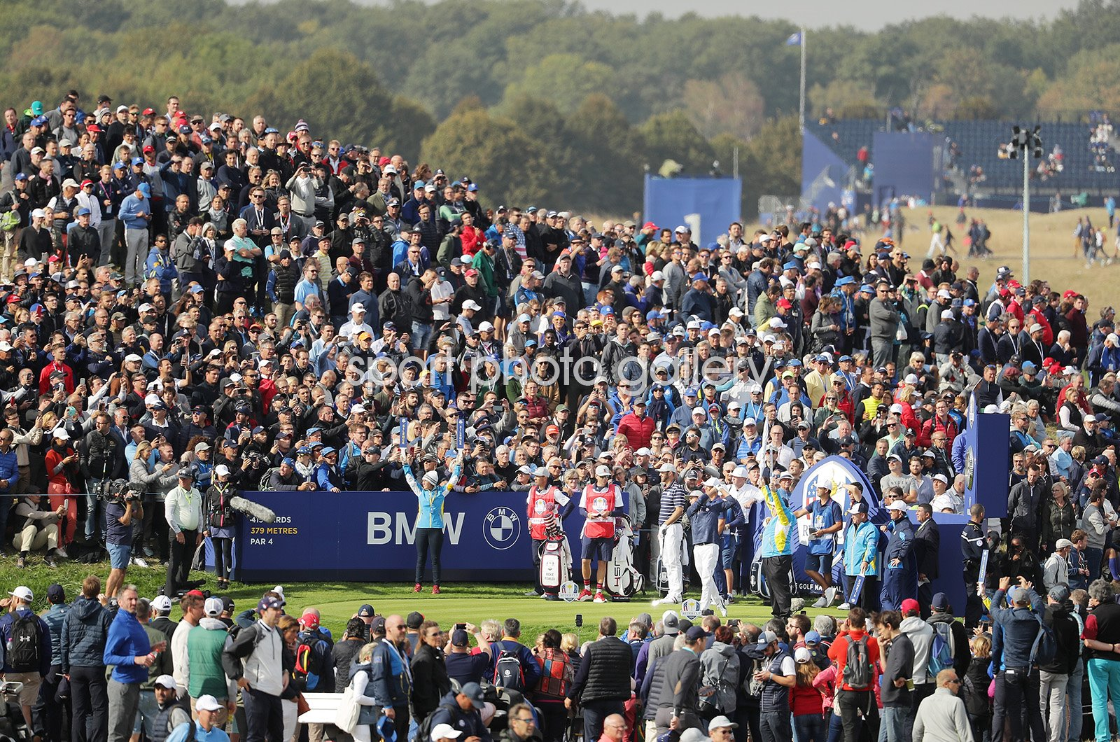 Rickie Fowler USA Day 1 Fourballs Ryder Cup 2018