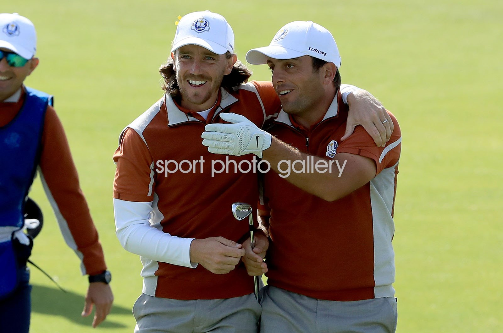 Tommy Fleetwood & Francesco Molinari Europe Ryder Cup 2018