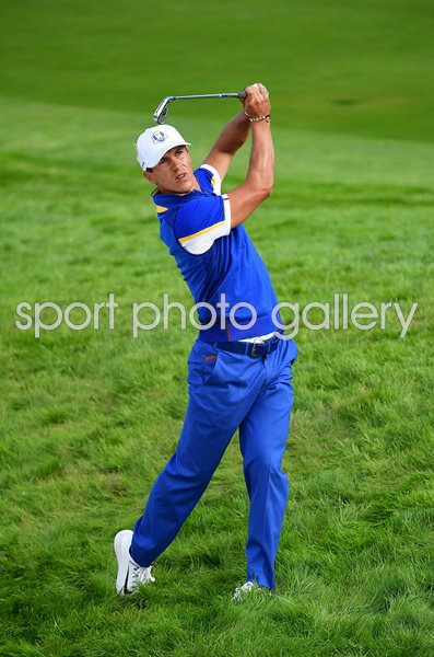 Thorbjorn Olesen Europe Day 3 Singles Ryder Cup 2018