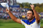 Francesco Molinari Europe Winning Point Ryder Cup 2018 Prints