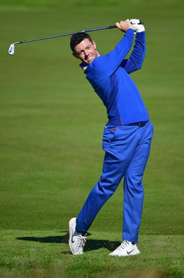 Rory McIlroy Europe Singles Ryder Cup 2018