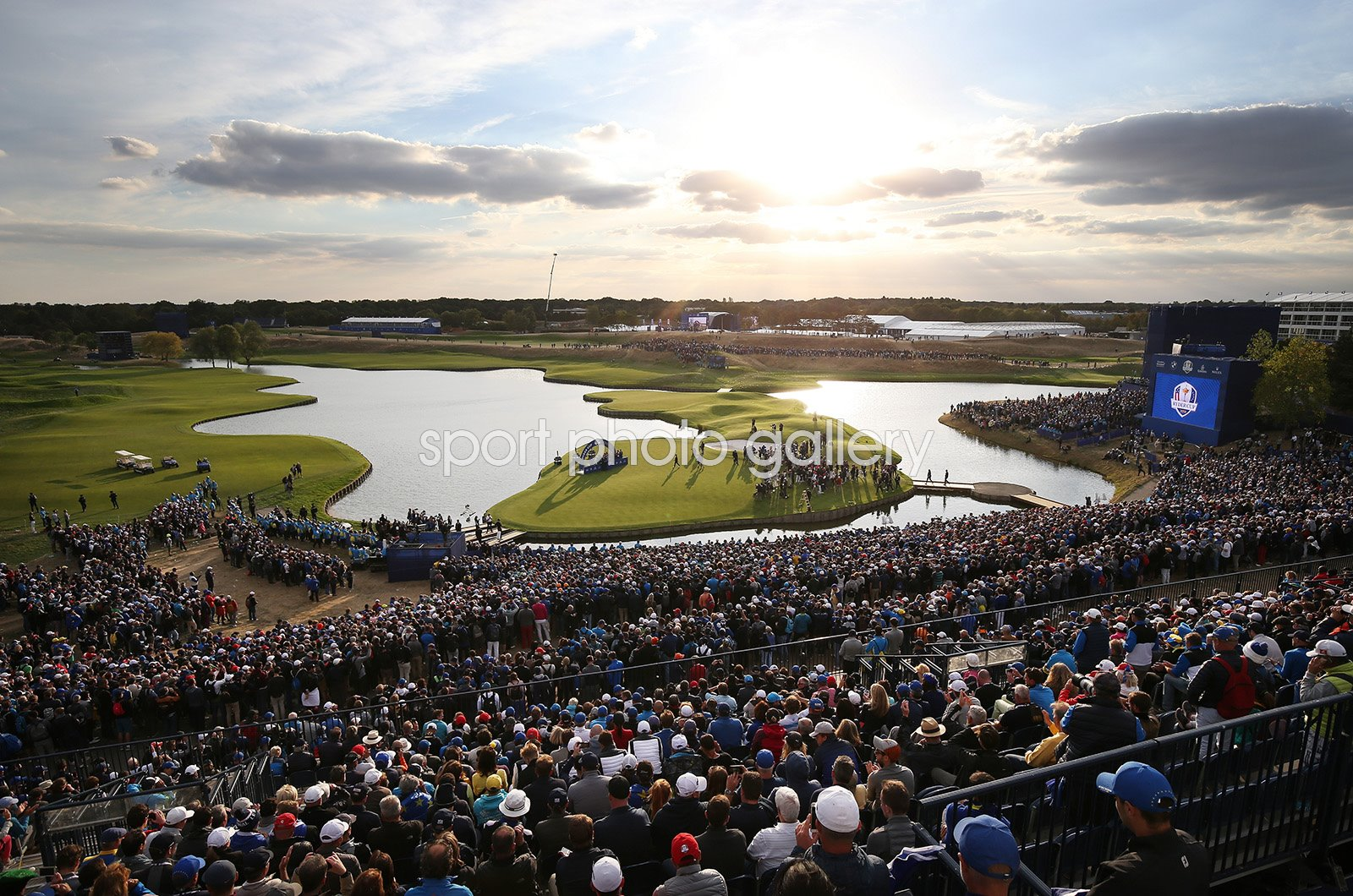 2018 Ryder Cup Closing Ceremony Le Golf National Paris