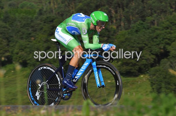 67d748797 Alejandro Valverde Time Trial Tour of Spain 2018 Images