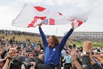 Tommy Fleetwood Europe Celebrates Victory 2018 Ryder Cup Prints