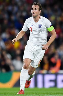 Harry Kane England v Spain Nations League 2018
