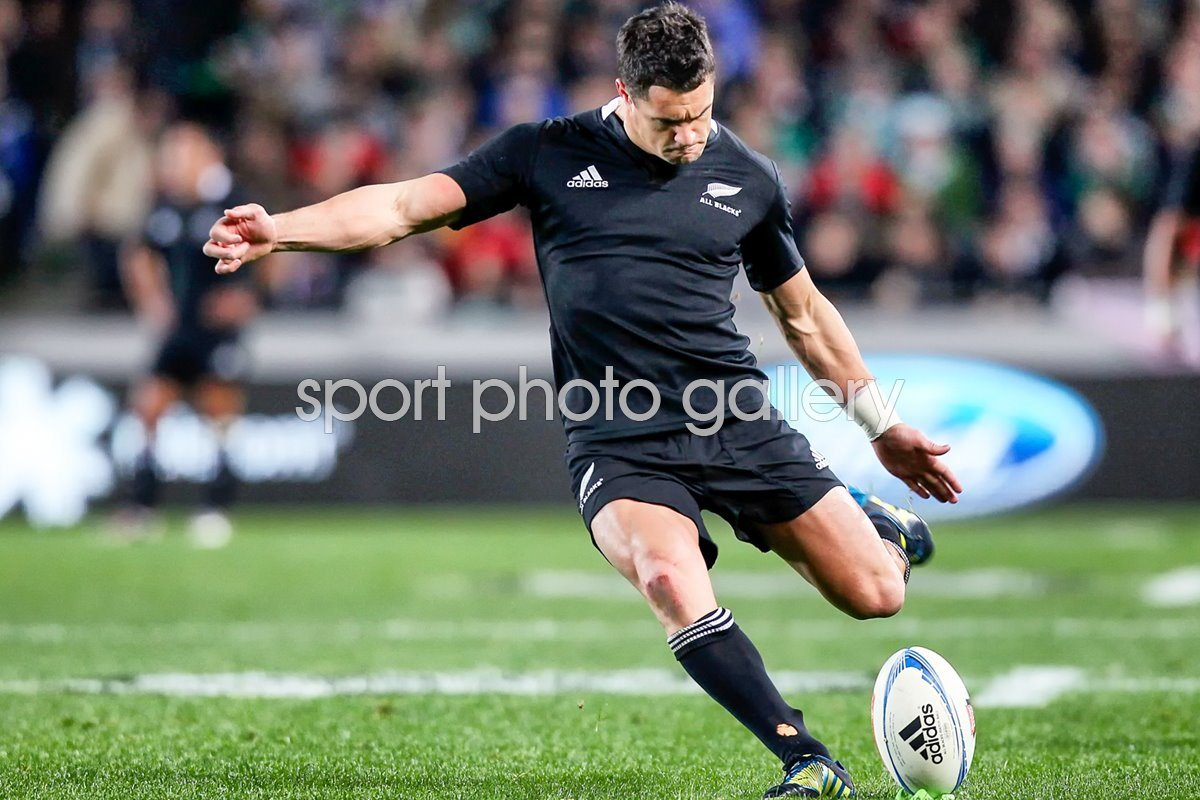 Permanece Caramelo latín  Internationals Images   Rugby Posters   Dan Carter