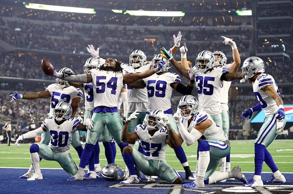 Dallas Cowboys v Jacksonville Jaguars Arlington Texas 2018