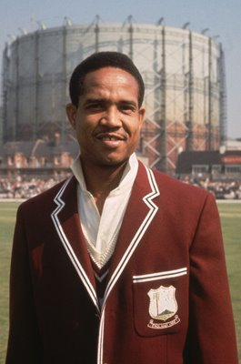 Garfield Sobers West Indies v England Oval