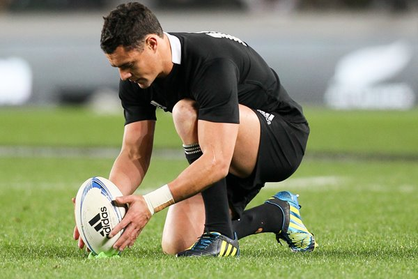 Dan Carter New Zealand v Ireland 2012