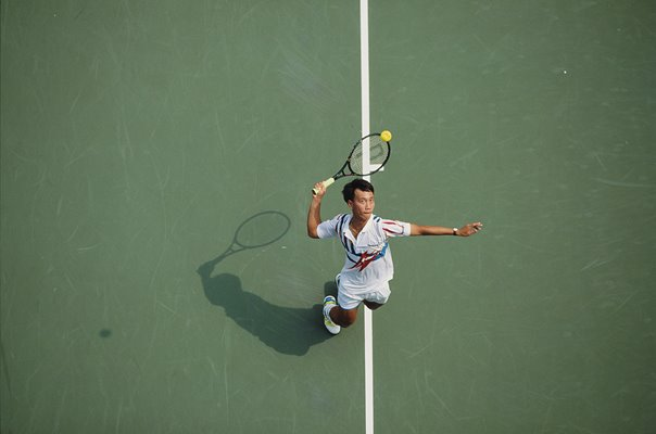 Michael Chang United States US Open New York 1992