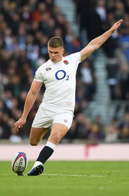 Owen Farrell England v South Africa Twickenham 2018
