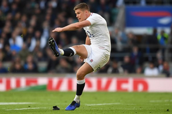 Owen Farrell England v South Africa Autumn International 2018