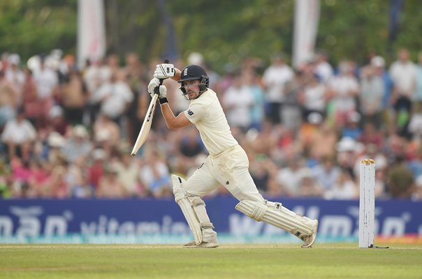 Sri Lanka v England: First Test - Day Two