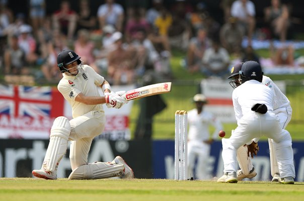 Joe Root England sweep v Sri Lanka Kandy 2018