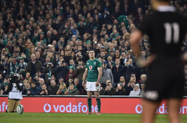 Johnny Sexton Ireland v New Zealand Aviva Dublin 2018