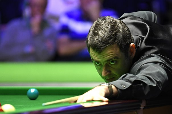 Ronnie O'Sullivan UK Snooker Championship York 2018