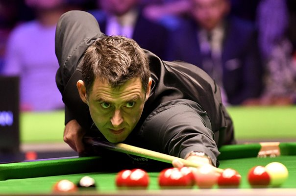 Ronnie O'Sullivan UK Snooker Championship 2018