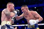 Josh Warrington v Carl Frampton Manchester Arena 2018 Prints