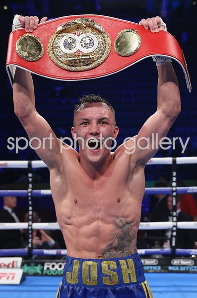 Josh Warrington beats Carl Frampton IBF World Featherweight Title 2018