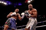 Dillian Whyte v Dereck Chisora Heavyweight Boxing O2 London 2018 Prints