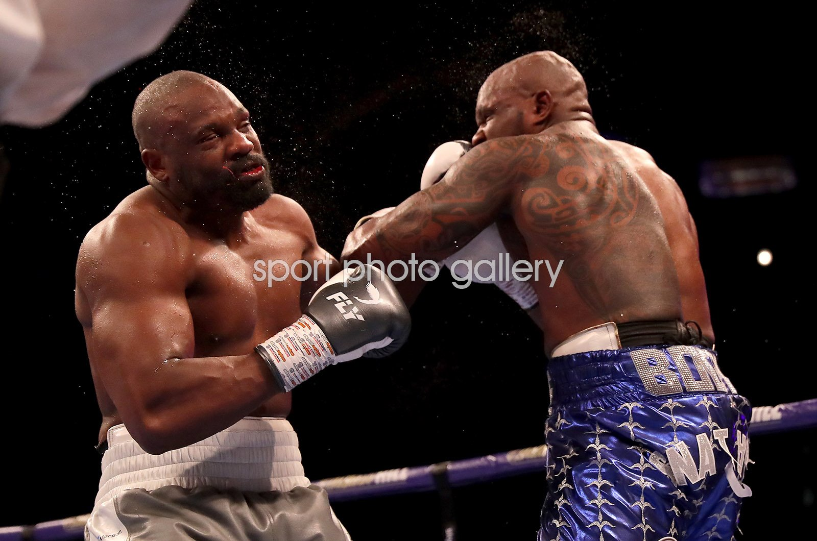Dillian Whyte knocks out Dereck Chisora London 2018