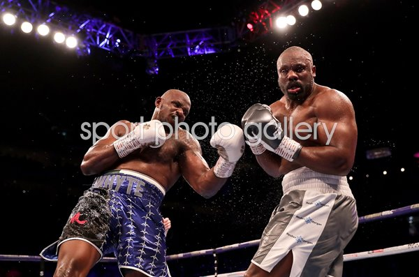 Dillian Whyte v Dereck Chisora 2 Heavyweight Boxing London 2018