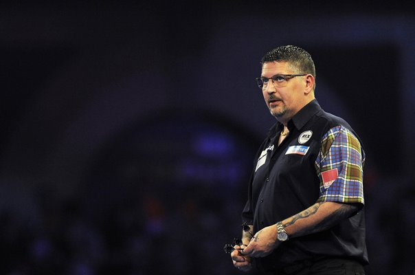 Gary Anderson Scotland 2019 World Darts London