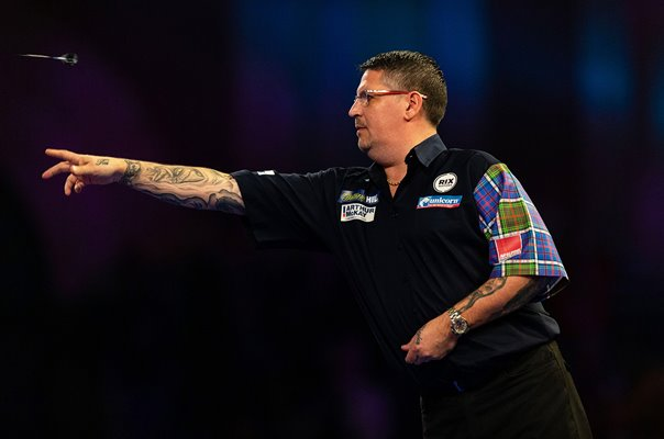 Gary Anderson Scotland 2019 World Darts Championship