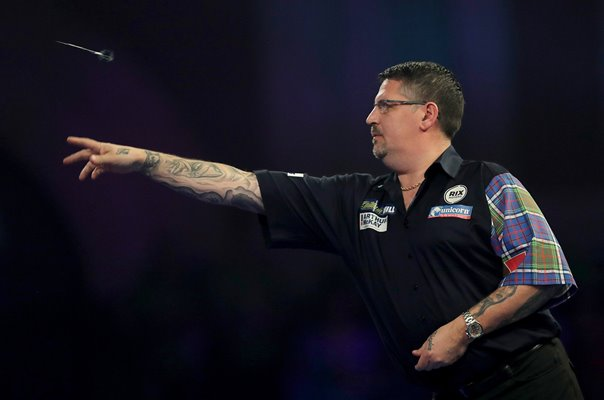 Gary Anderson 2019 William Hill World Darts Championship