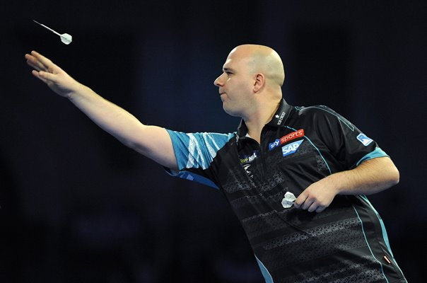 Rob Cross England 2019 World Darts Championship Alexandra Palace