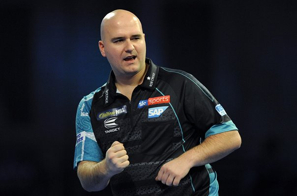 Rob Cross 2019 William Hill World Darts Championship