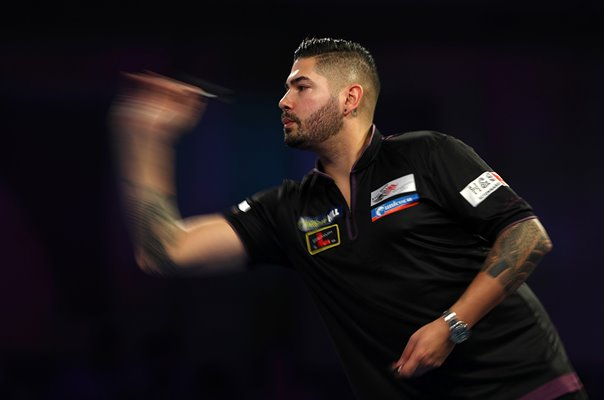 Jelle Klaasen Netherlands 2019 William Hill World Darts Championship